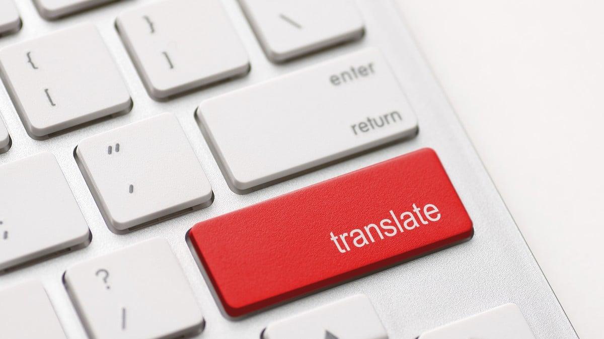Le métier du traducteur web