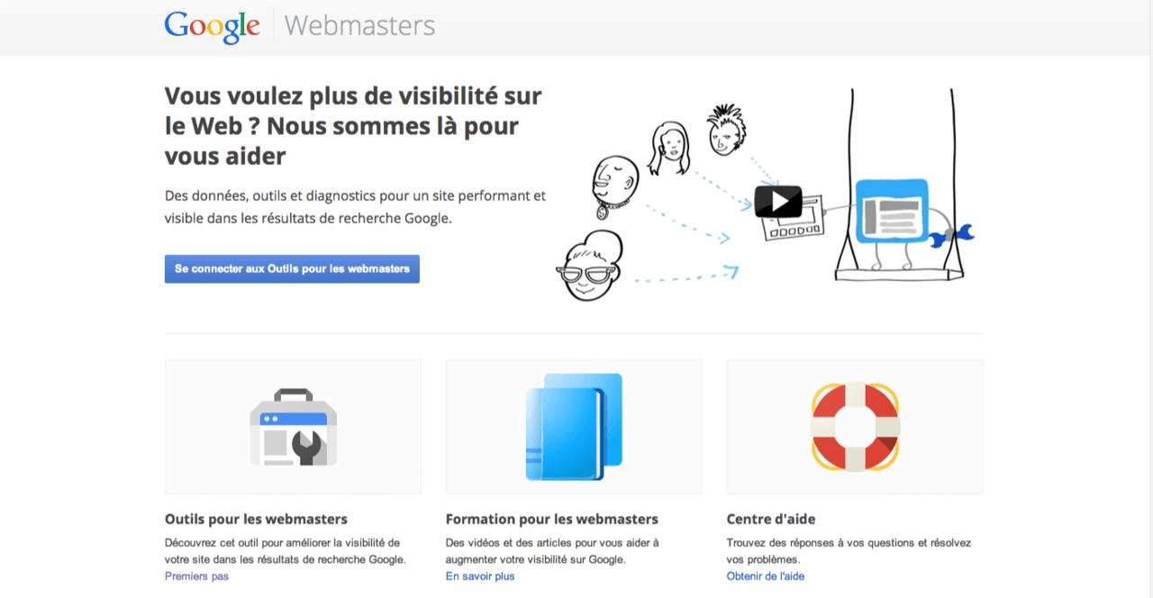 Outils gratuits pour webmaster – Référencement gratuit de votre site Web