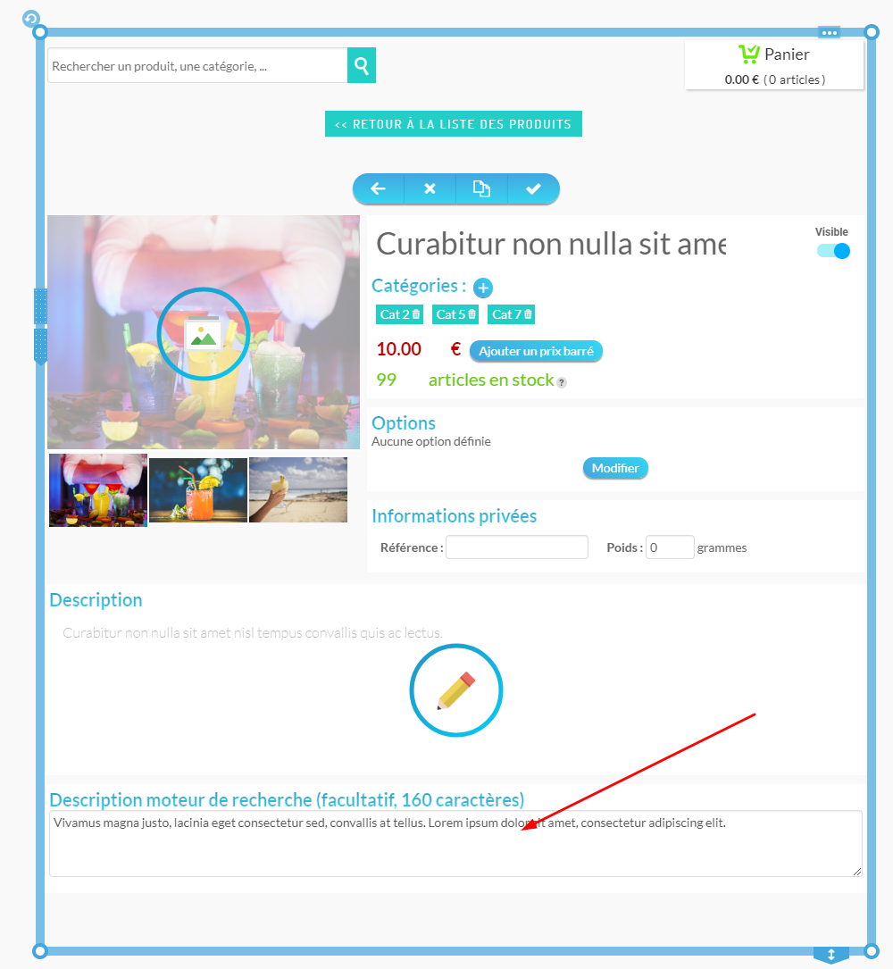 Conception d'un site Web pour le référencement naturel – Référencement gratuit